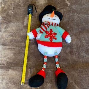 Snowman holiday Decor